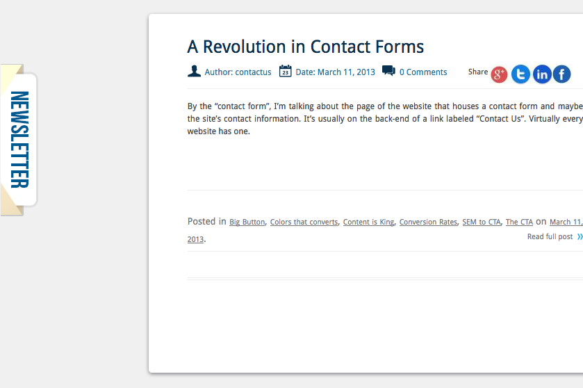 activecampaign-form screenshot 1