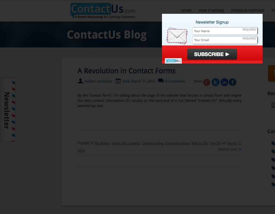 activecampaign-form screenshot 4