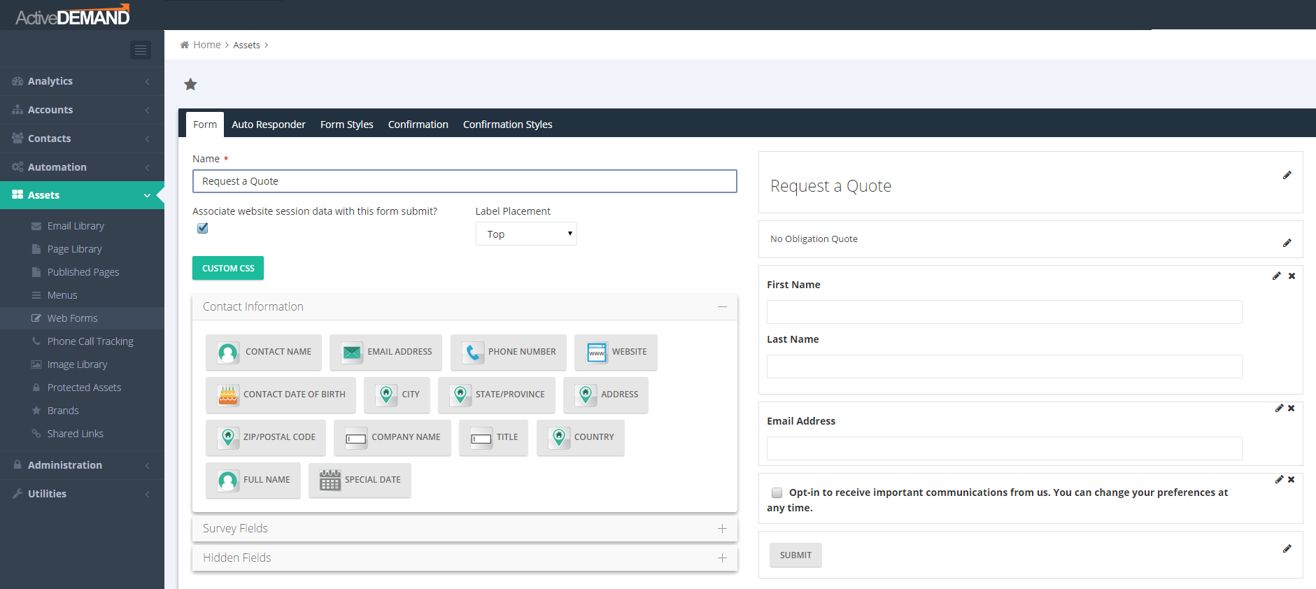 activedemand screenshot 1