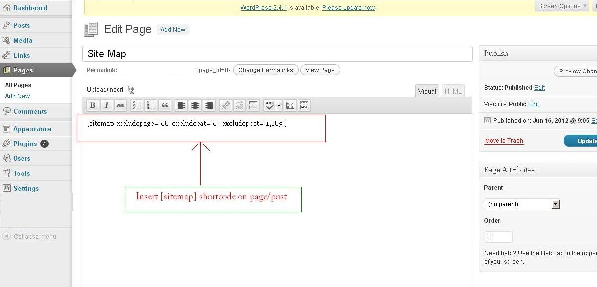 advanced-sitemap-generator screenshot 2