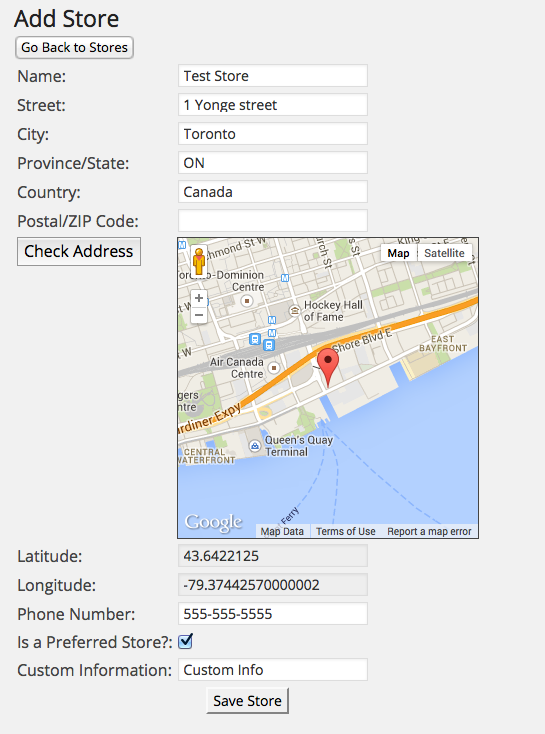 akw-store-locator screenshot 1