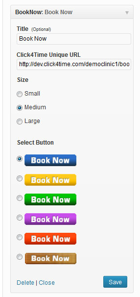 appointment-booking-calendar-by-click4time screenshot 4