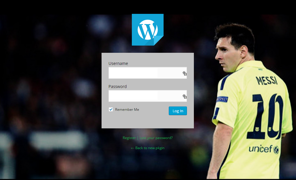 as-login screenshot 1