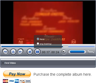 audio-and-video-player screenshot 1