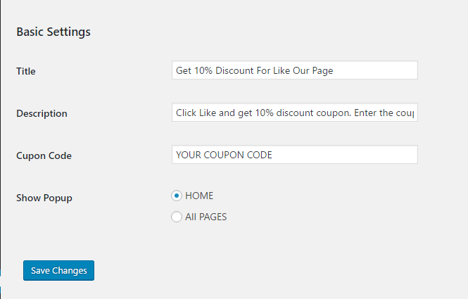 auto-gift-coupon-popup screenshot 2