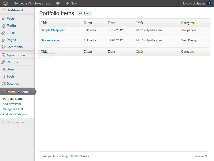 awesome-filterable-portfolio screenshot 4
