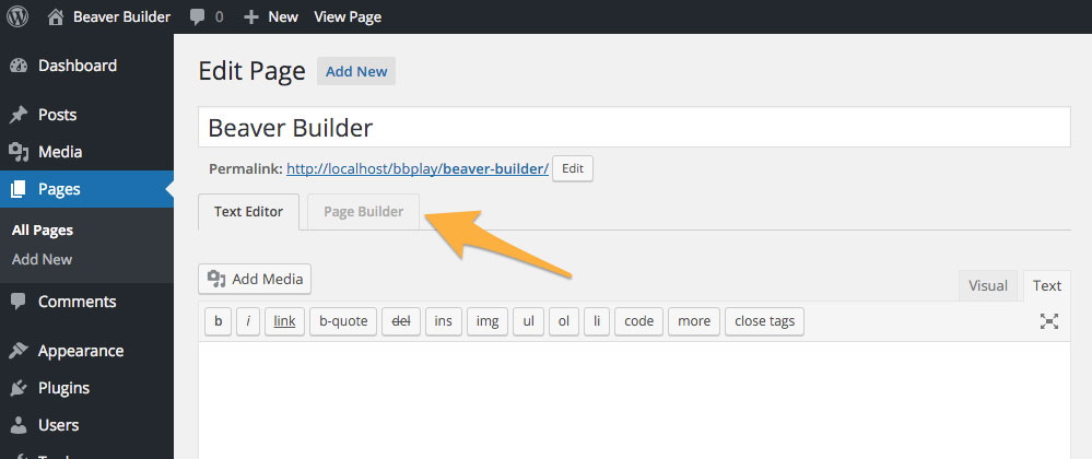 beaver-builder-lite-version screenshot 1