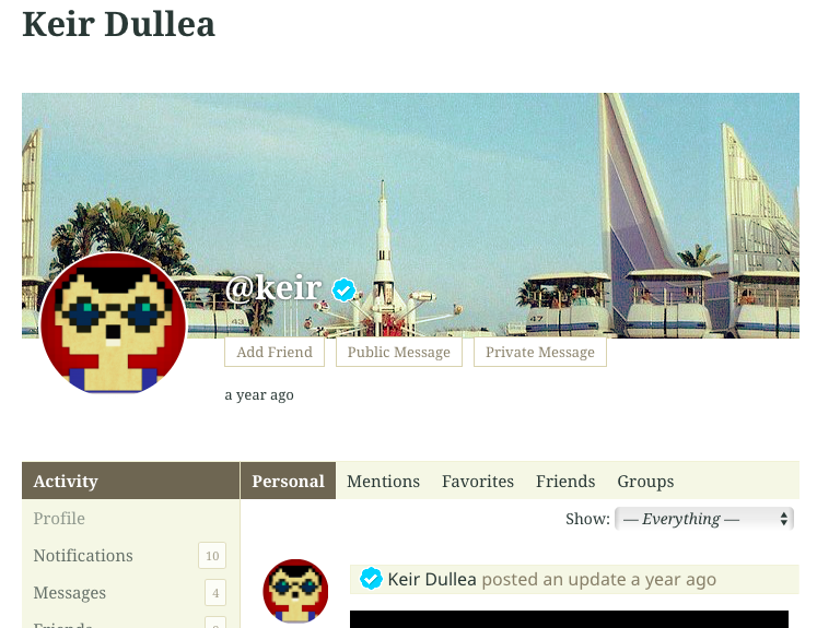 buddypress-verified screenshot 3