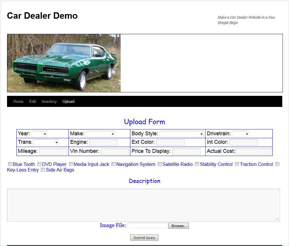 car-dealer screenshot 3