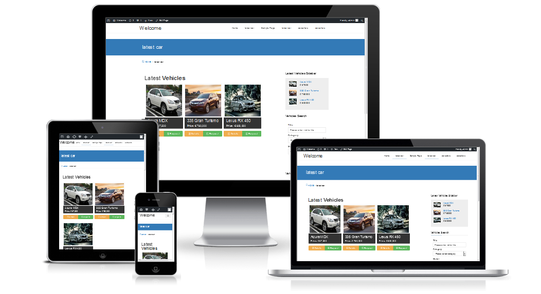 cars-seller-auto-classifieds-script screenshot 4