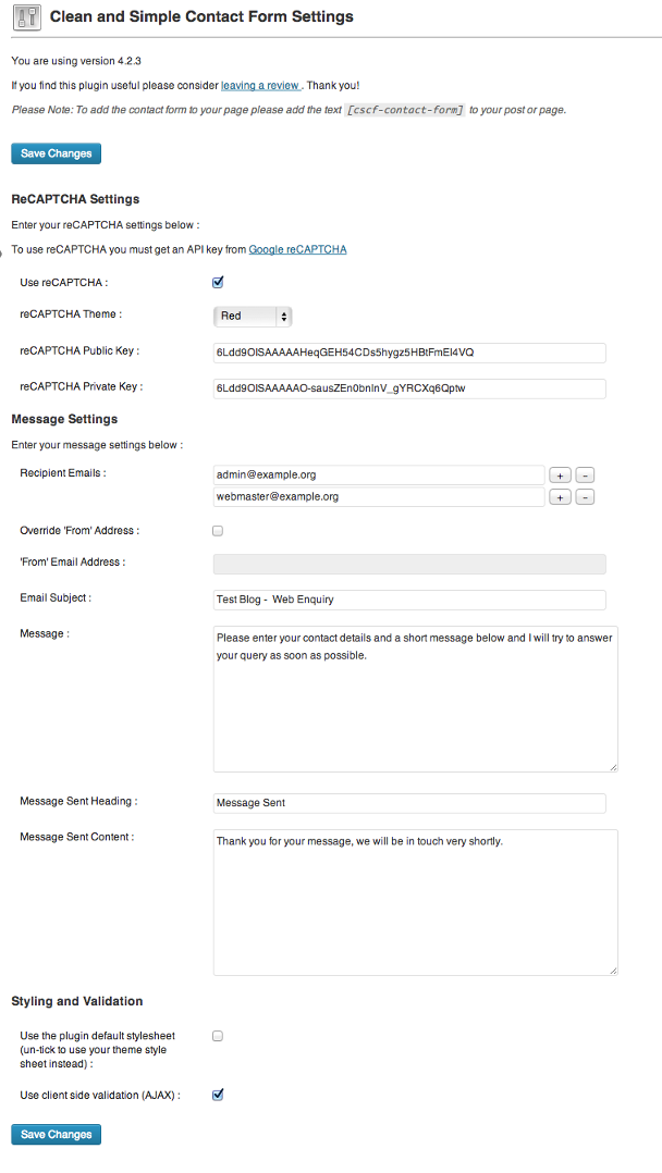 clean-and-simple-contact-form-by-meg-nicholas screenshot 4