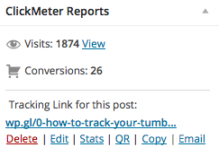 clickmeter-link-shortener-and-analytics screenshot 4