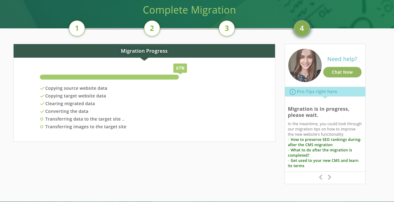 cms2cms-joomla-to-wp-migration screenshot 6
