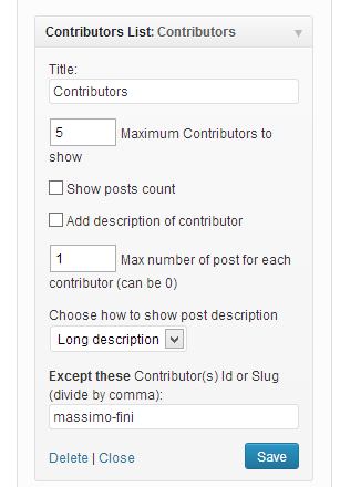 contributors-posts screenshot 3