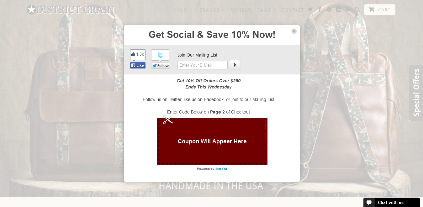coupon-pop-for-wp screenshot 5