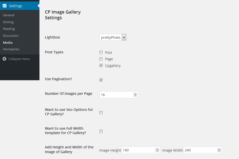 cp-image-gallery screenshot 1