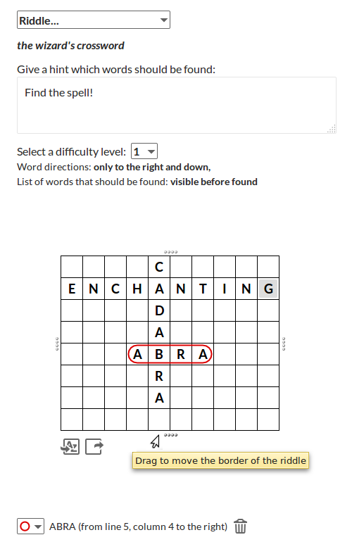 crosswordsearch screenshot 2
