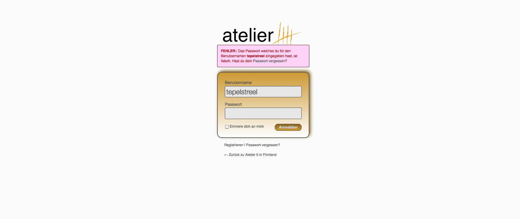 custom-login-page screenshot 3
