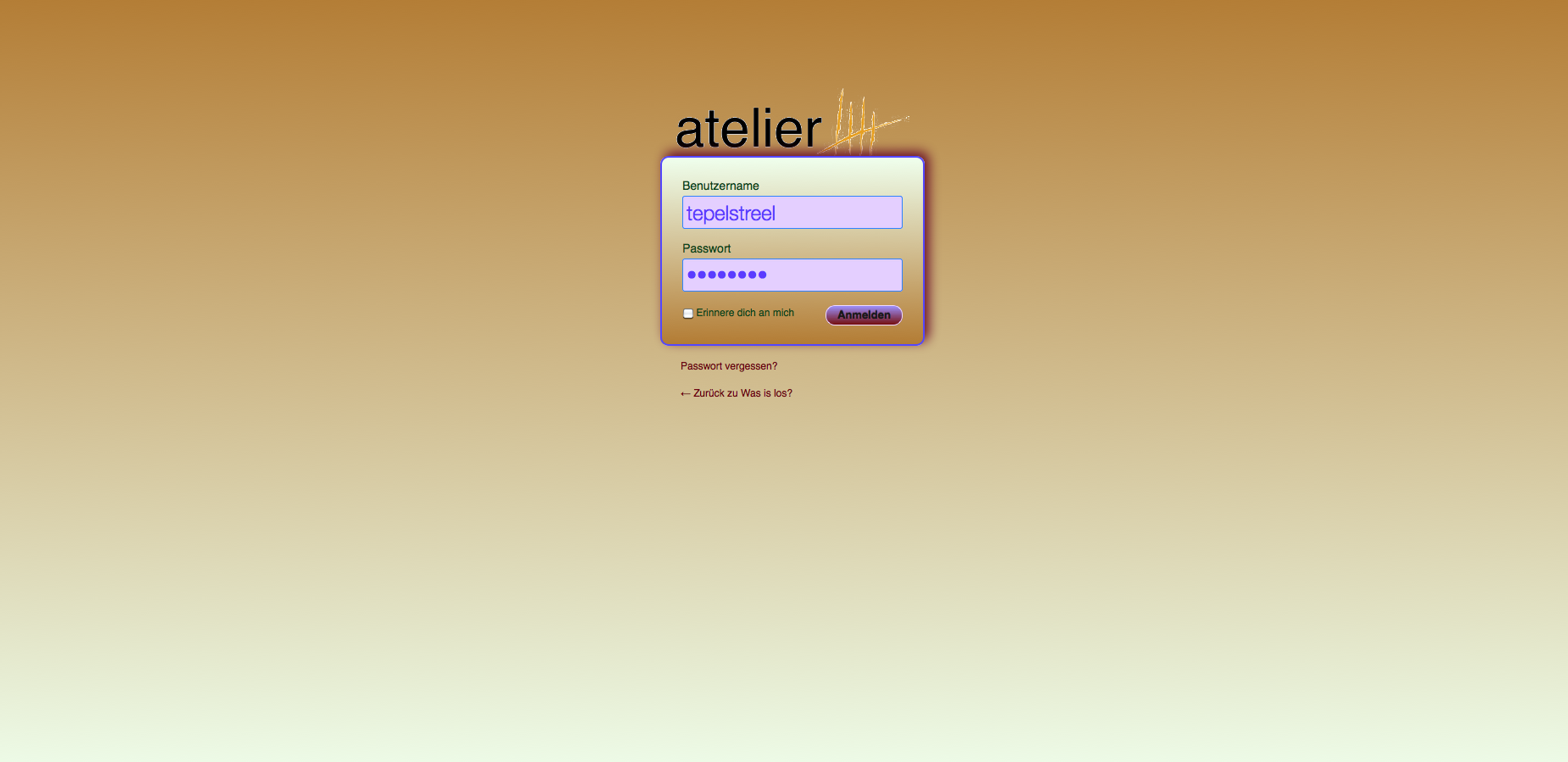 custom-login-page screenshot 4
