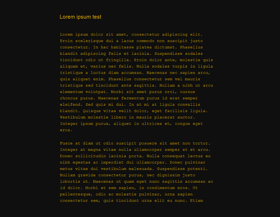 distraction-free-writing-mode-themes screenshot 3