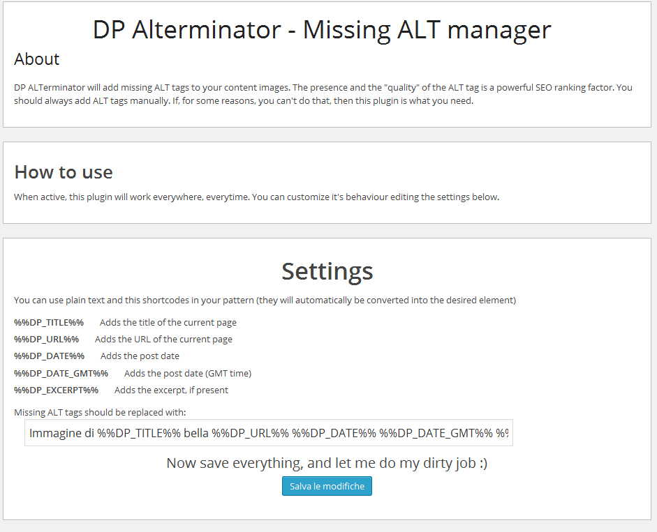 dp-alterminator-missing-alt-manager screenshot 1