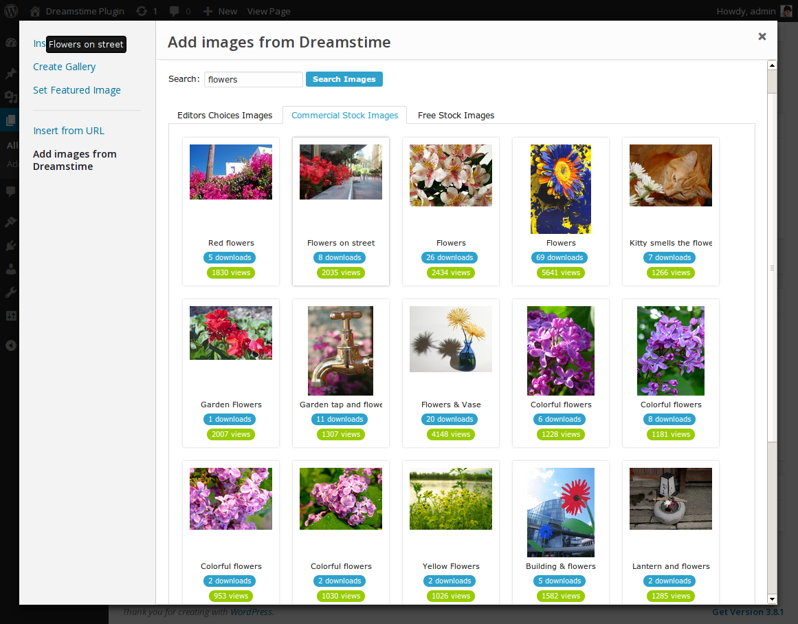 dreamstime-stock-photos screenshot 2