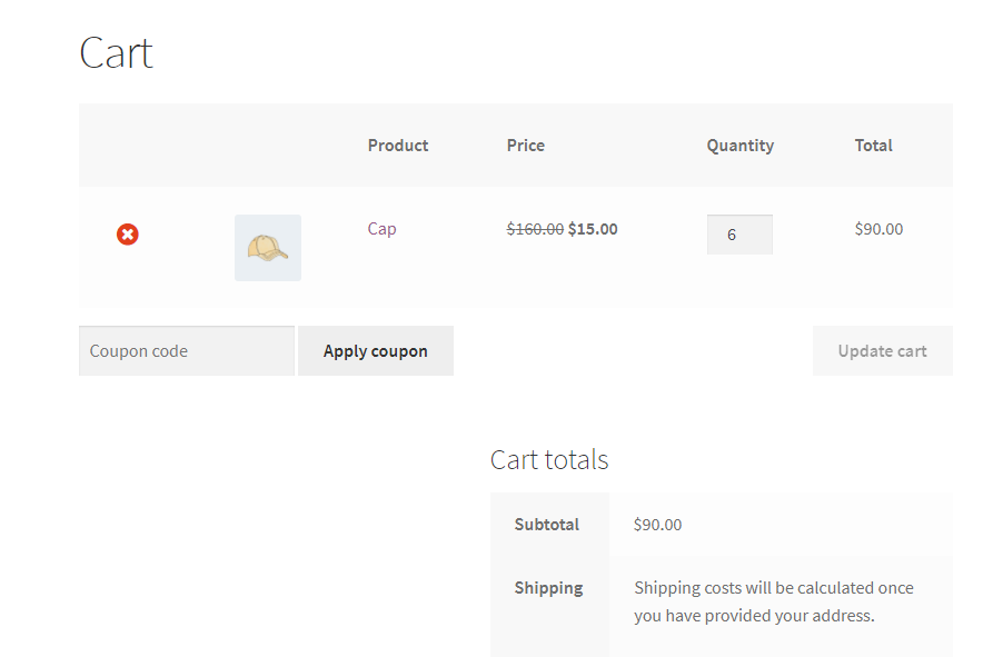 dynamic-pricing-and-discounts-for-woocommerce-basic-version screenshot 4