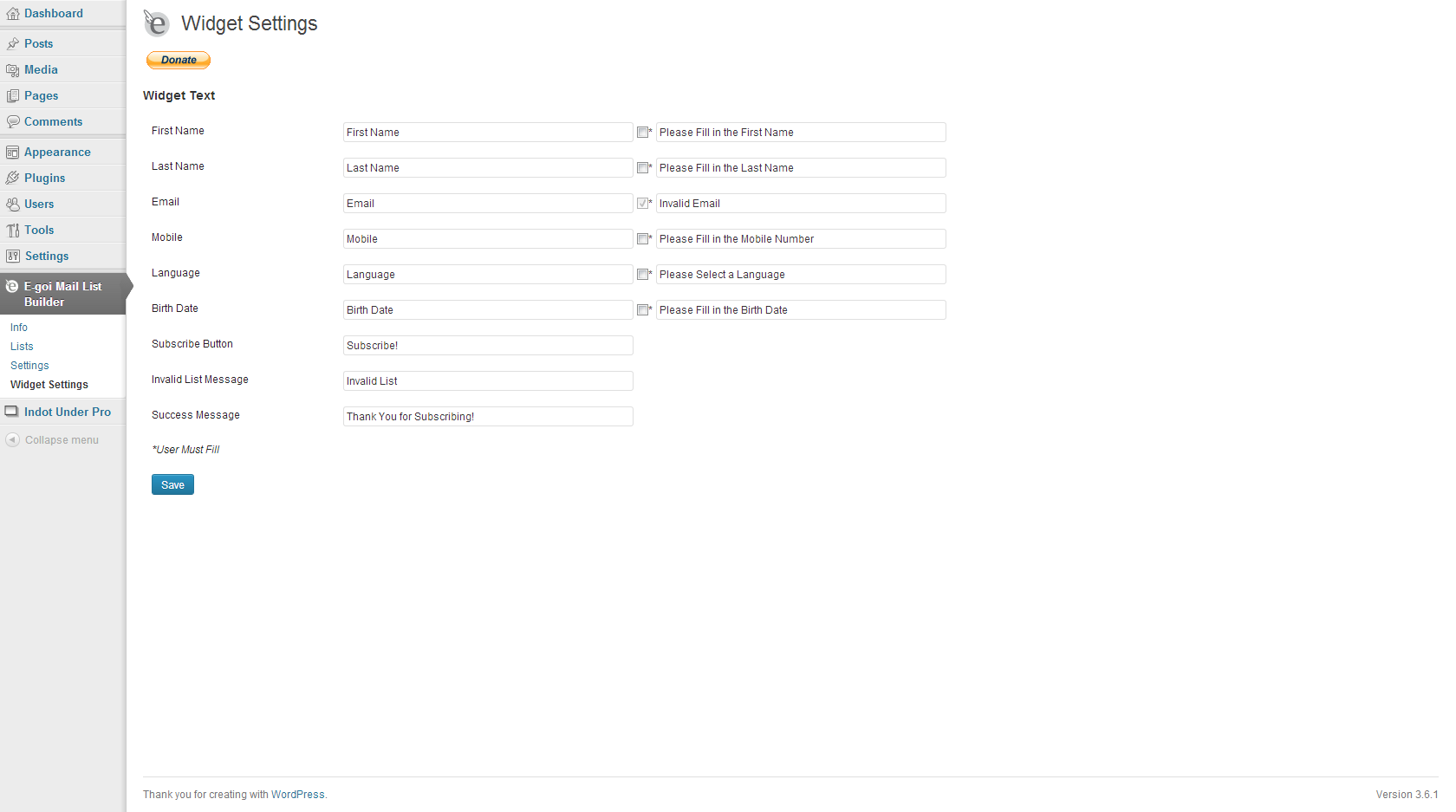 e-goi-mail-list-builder screenshot 8