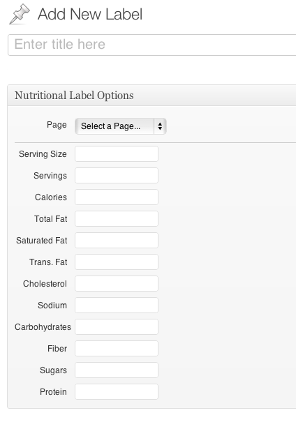 easy-nutrition-facts-label screenshot 3