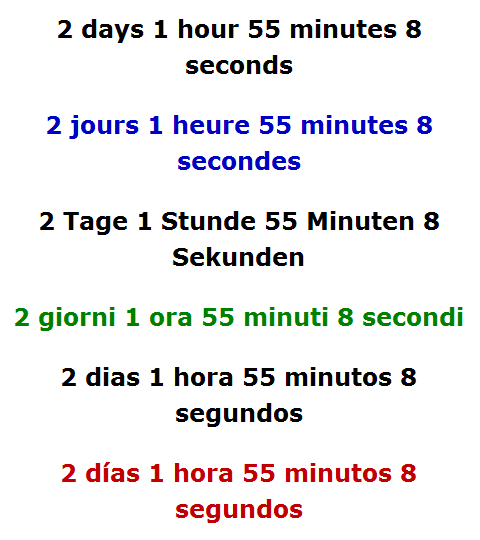 easy-timer screenshot 1