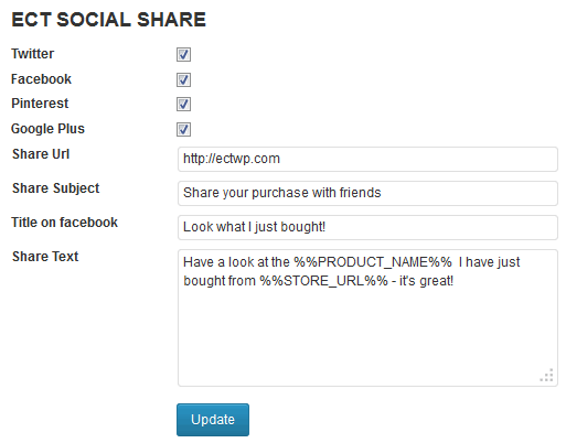ect-social-share screenshot 2