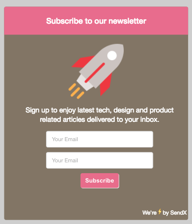 email-marketing-by-sendx screenshot 2