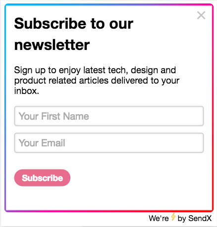 email-marketing-by-sendx screenshot 4