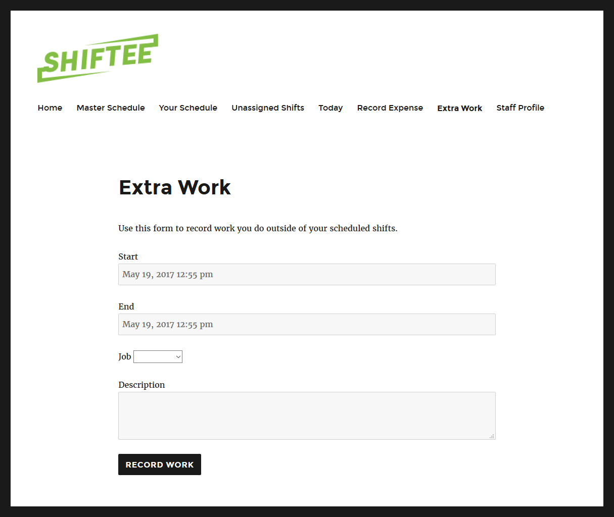 employee-scheduler screenshot 7