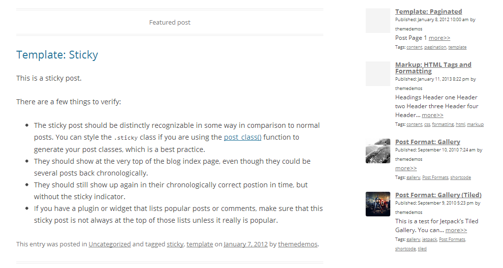extensive-recent-posts-widget screenshot 2
