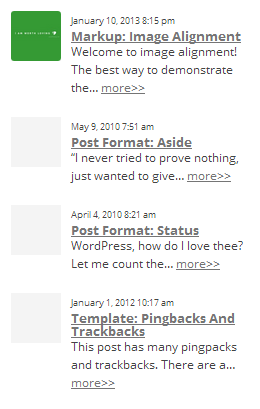 extensive-recent-posts-widget screenshot 4