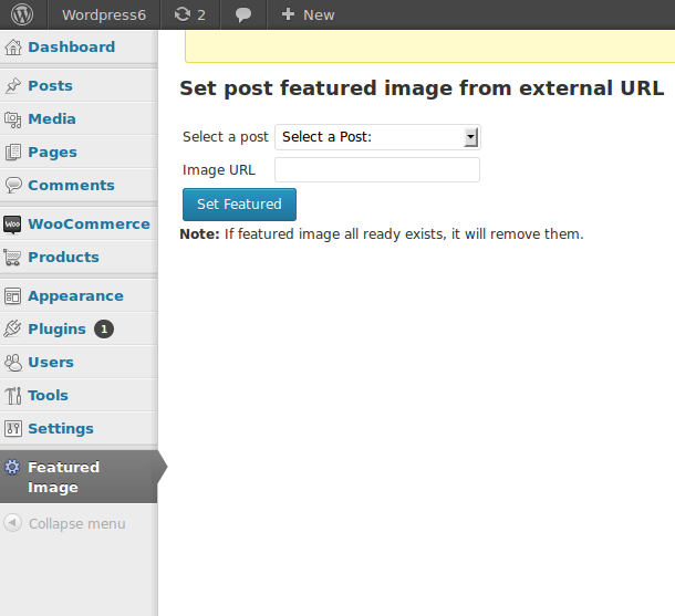 external-url-to-post-thumbnail screenshot 1