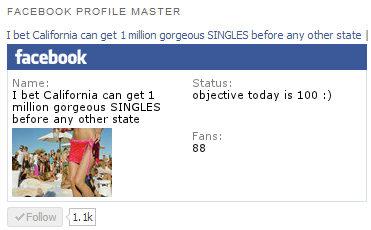 facebook-profile-master screenshot 4
