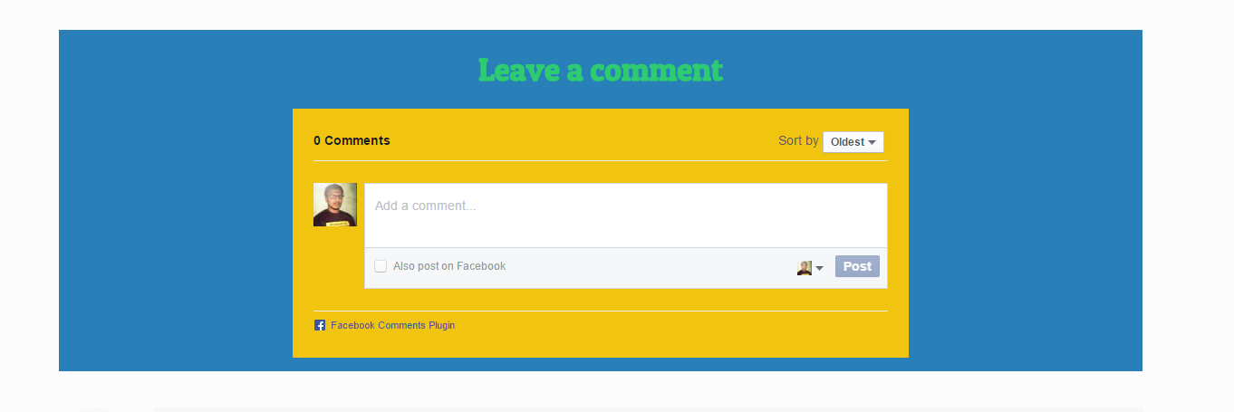 fb-comment-box screenshot 2