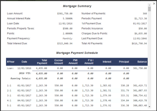 fc-mortgage-calculator screenshot 2