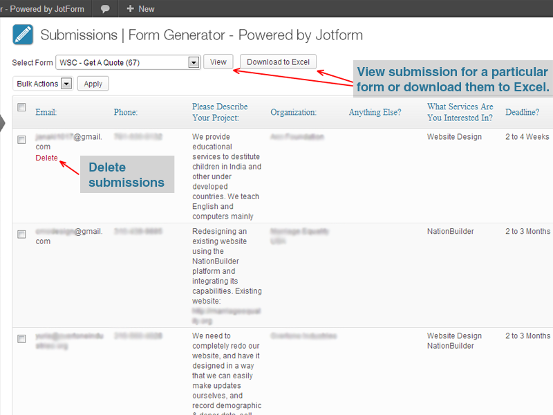 form-generator-powered-by-jotform screenshot 6