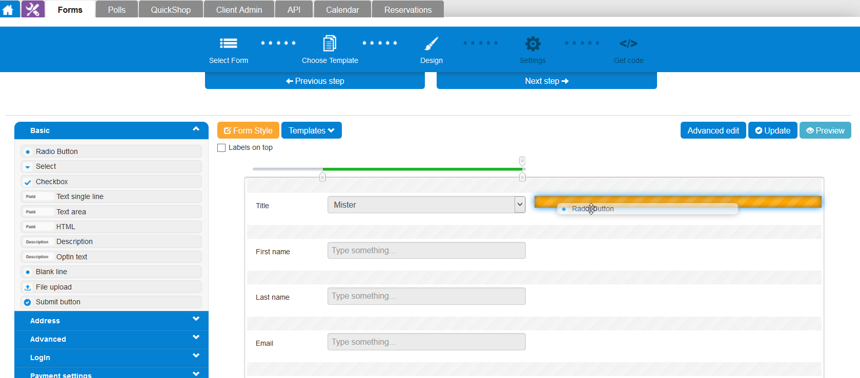 free-forms-and-crm screenshot 2