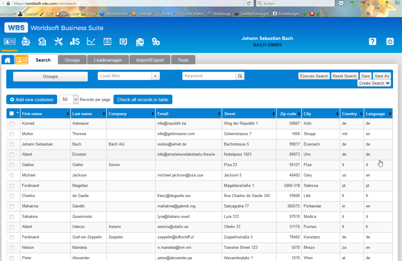 free-forms-and-crm screenshot 4