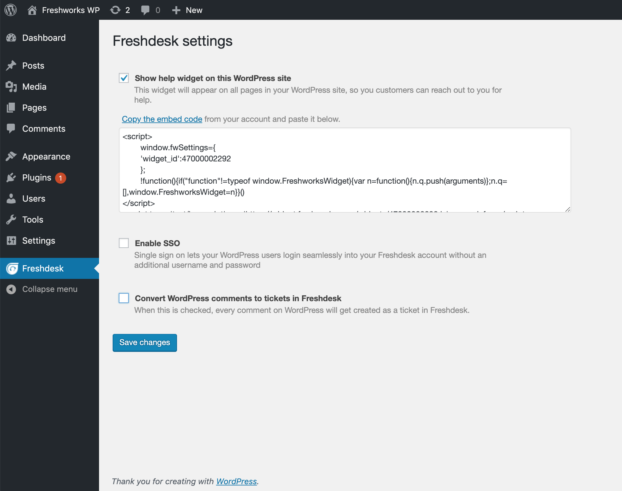 freshdesk-support screenshot 2