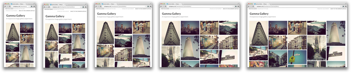 gamma-gallery screenshot 3