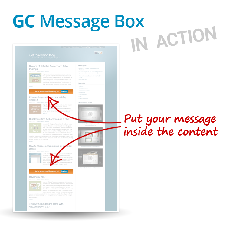 gc-message-box screenshot 2