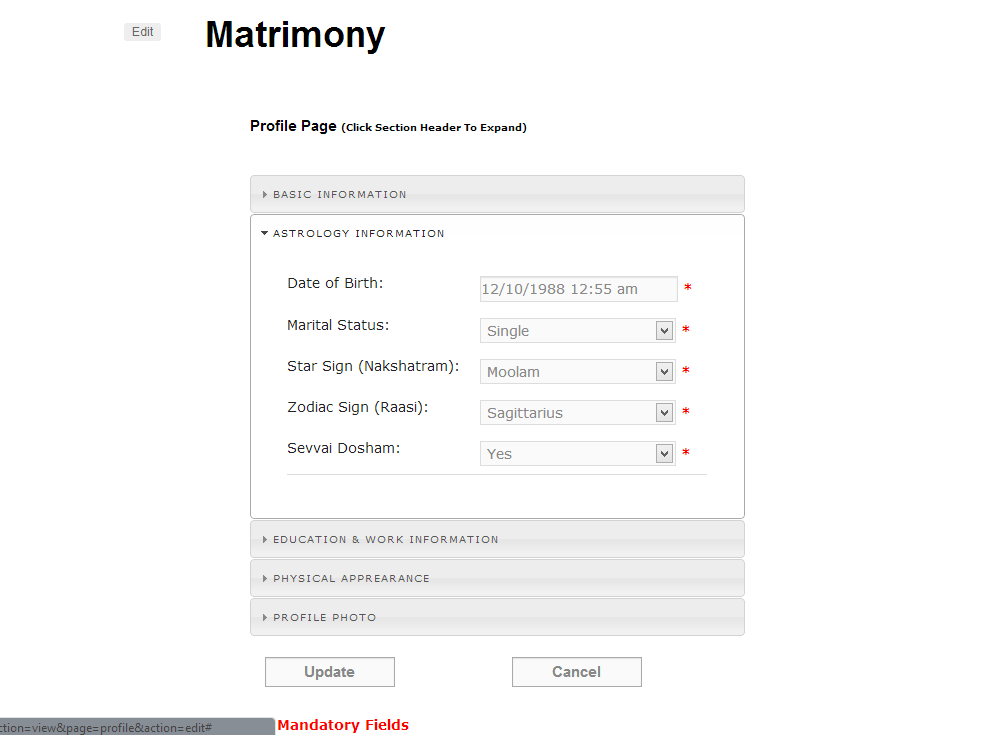 genie-wp-matrimony screenshot 3