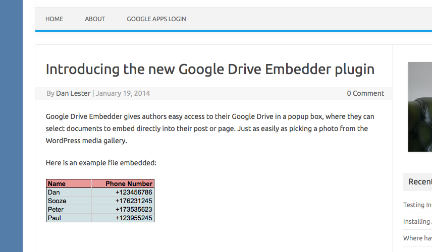 google-drive-embedder screenshot 3
