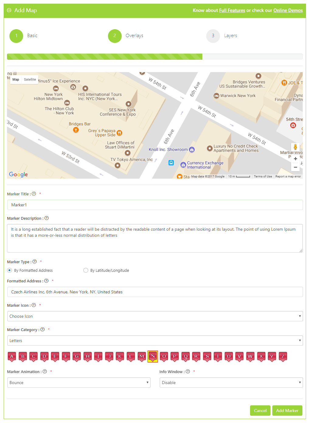 google-maps-bank screenshot 4