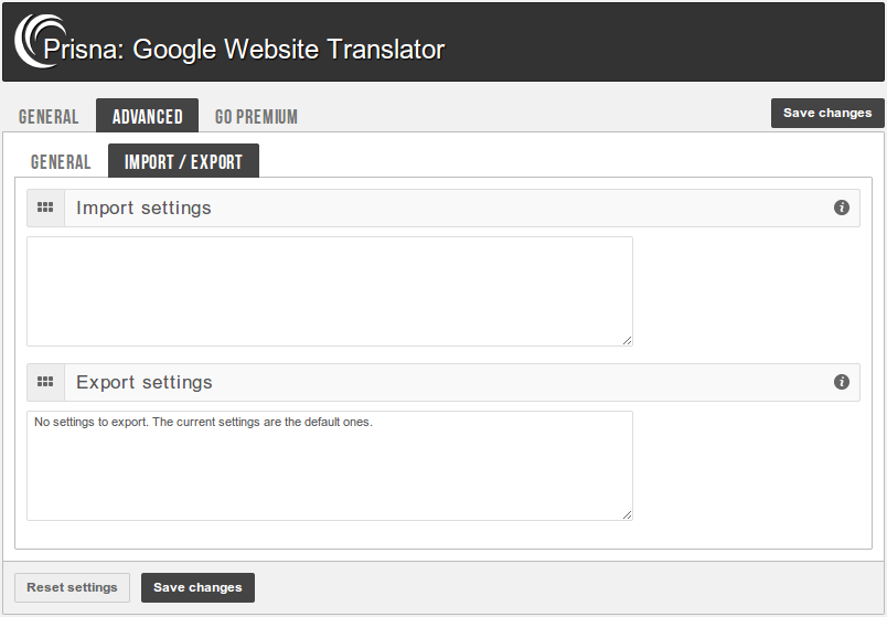 google-website-translator screenshot 4